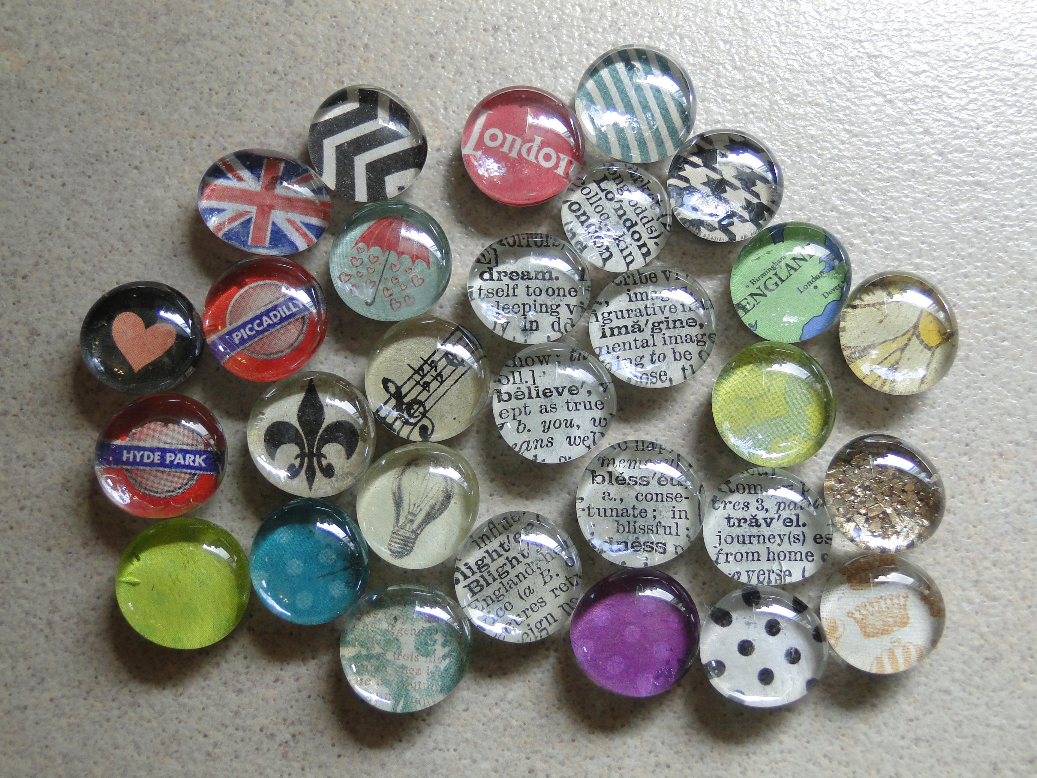 Mini Magnets | live.love.create
